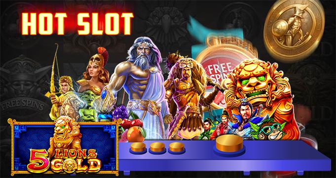 Taktik Bermain Slot Online Agar Menang