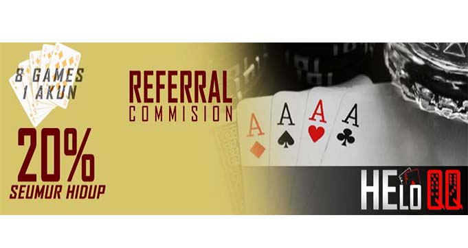 bonus poker online referral
