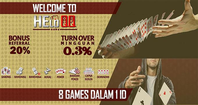 promo terbaik judi poker online